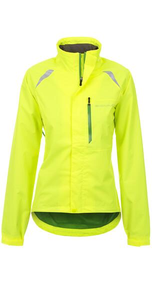 Endura Gridlock II Jacke Damen Neon Gelb